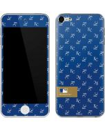 Kansas City Royals Full Count Apple iPod Skin