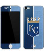 Kansas City Royals Split Apple iPod Skin