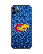 Kansas Jayhawks Digi iPhone 11 Pro Max Skin