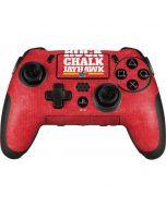 KansasRock Chalk Jayhawk PlayStation Scuf Vantage 2 Controller Skin
