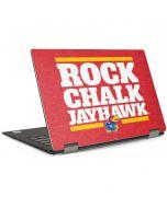 KansasRock Chalk Jayhawk Dell XPS Skin