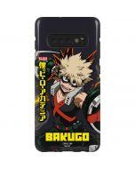 Katsuki Bakugo Galaxy S10 Plus Pro Case