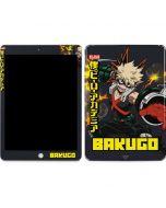 Katsuki Bakugo Apple iPad Skin