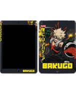 Katsuki Bakugo Apple iPad Air Skin