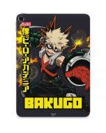 Katsuki Bakugo Apple iPad Pro Skin