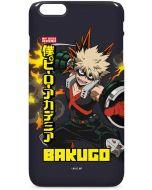 Katsuki Bakugo iPhone 6/6s Plus Lite Case