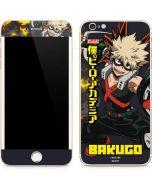 Katsuki Bakugo iPhone 6/6s Plus Skin