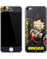 Katsuki Bakugo Apple iPod Skin
