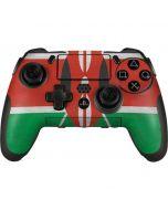 Kenya Flag Distressed PlayStation Scuf Vantage 2 Controller Skin