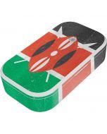 Kenya Flag Distressed UV Phone Sanitizer and Wireless Charger Skin