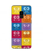 Keroppi Colorful Galaxy S9 Skin