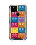 Keroppi Colorful Google Pixel 5 Clear Case