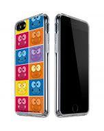 Keroppi Colorful iPhone SE Clear Case