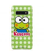 Keroppi Logo Galaxy S10 Plus Lite Case