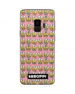 Keroppi Multiple Galaxy S9 Skin