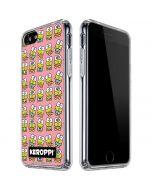 Keroppi Multiple iPhone SE Clear Case