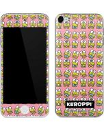 Keroppi Multiple Apple iPod Skin