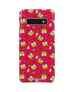 Keroppi Pattern Galaxy S10 Plus Lite Case