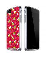Keroppi Pattern iPhone SE Clear Case