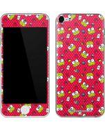 Keroppi Pattern Apple iPod Skin