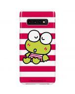 Keroppi Sleepy Galaxy S10 Plus Lite Case