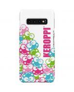 Keroppi Winking Faces Galaxy S10 Plus Lite Case