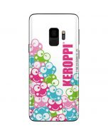 Keroppi Winking Faces Galaxy S9 Skin