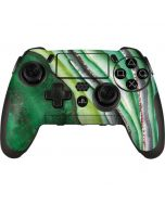 Kiwi Watercolor Geode PlayStation Scuf Vantage 2 Controller Skin