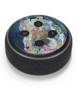 Klimt - Death and Life Amazon Echo Dot Skin