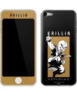 Krillin Combat Apple iPod Skin