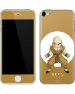 Krillin Monochrome Apple iPod Skin