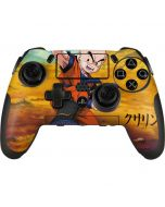 Krillin Power Punch PlayStation Scuf Vantage 2 Controller Skin