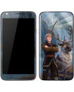Kristoff and Sven Galaxy S5 Skin