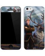 Kristoff and Sven iPhone 5c Skin