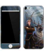 Kristoff and Sven Apple iPod Skin