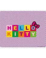Hello Kitty Logo iPhone X Skin
