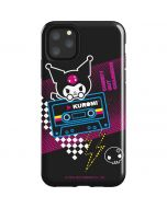 Kuromi Cheeky but Charming iPhone 11 Pro Max Impact Case