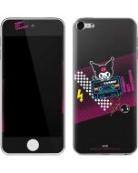 Kuromi Cheeky but Charming Apple iPod Skin