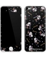 Kuromi Crown Apple iPod Skin