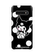 Kuromi Troublemaker Galaxy S10 Plus Lite Case