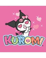 Kuromi Heart Eyes Amazon Echo Skin