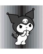 Kuromi Black and White Nintendo Switch Bundle Skin