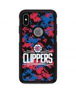 LA Clippers Digi Camo Otterbox Commuter iPhone Skin