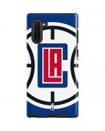 LA Clippers Large Logo Galaxy Note 10 Pro Case