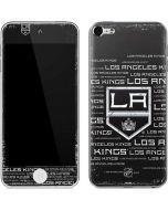 LA Kings Blast Apple iPod Skin