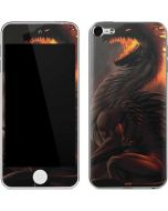LA Williams Belial Dragon Apple iPod Skin