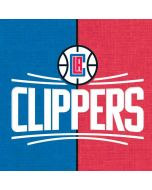 LA Clippers Canvas Apple iPad Skin