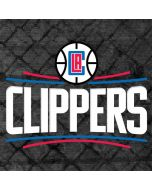Los Angeles Clippers Black Rust Yoga 910 2-in-1 14in Touch-Screen Skin