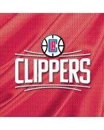 Los Angeles Clippers Team Jersey Apple iPad Skin
