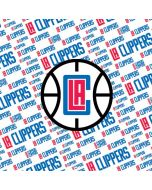 Los Angeles Clippers Blast Text Apple iPad Skin
